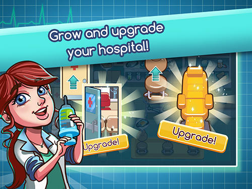 Hospital dash: Simulator game für Android