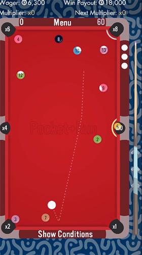 Pocket run pool für Android