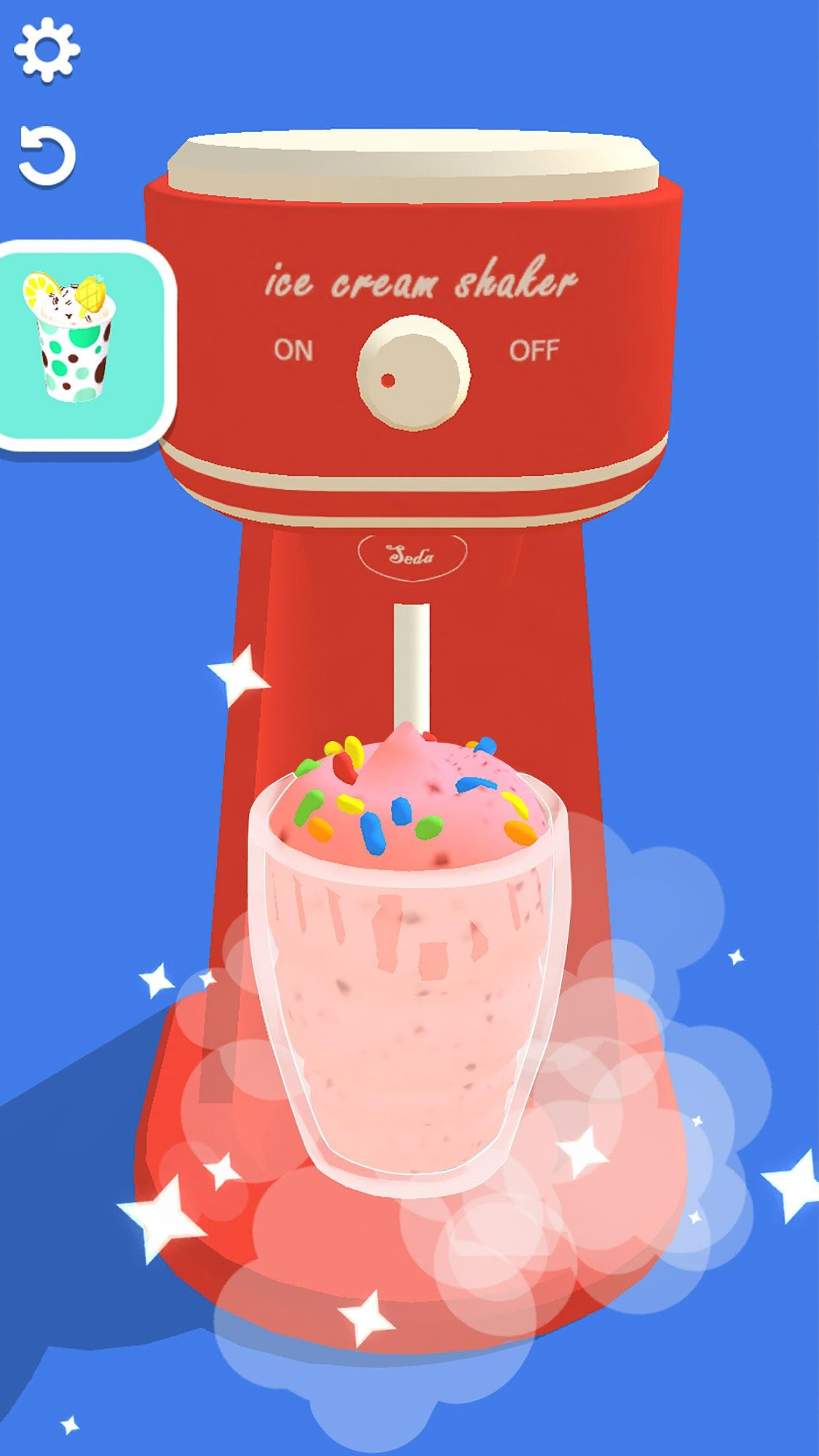 Ice Cream Maker скриншот 1