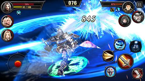 Action RPGs Dragon raja auf Deutsch