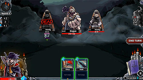 Jogos de cartas de mesa Dark dungeon survival: The call of Lophis. Fate card rougelike em portugues