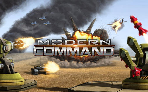 Modern command screenshot 1