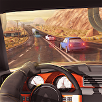Иконка Traffic xtreme 3D: Fast car racing and highway speed