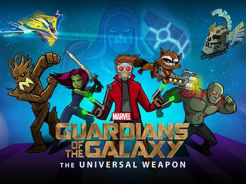 Captura de pantalla Guardianes de la Galaxia: Arma universal en iPhone