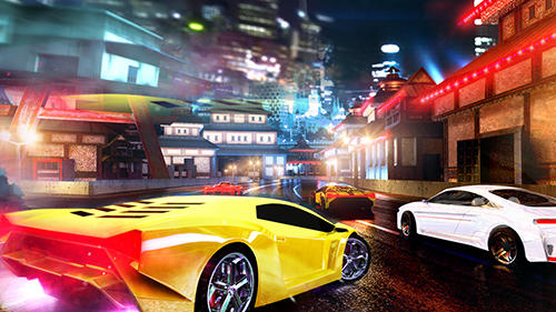 Racing fever 3D: Speed for Android