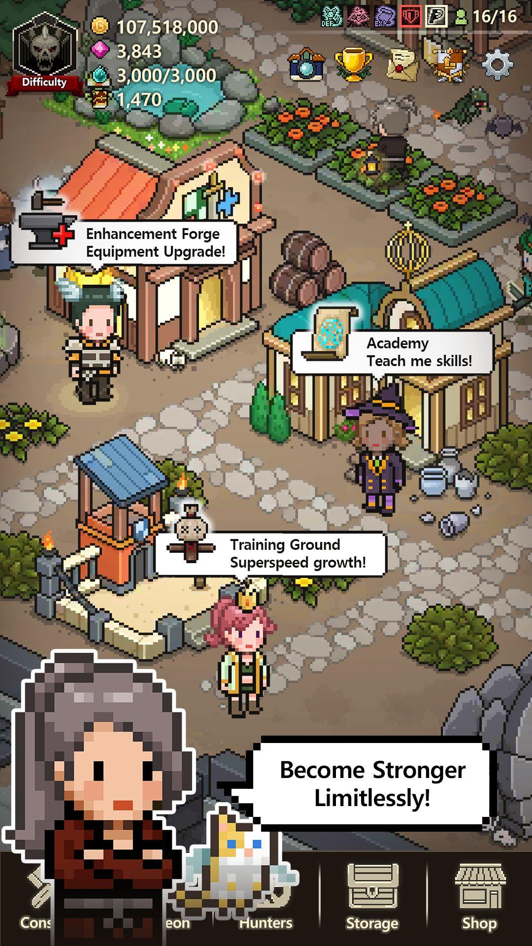 Evil Hunter Tycoon capture d'écran 1