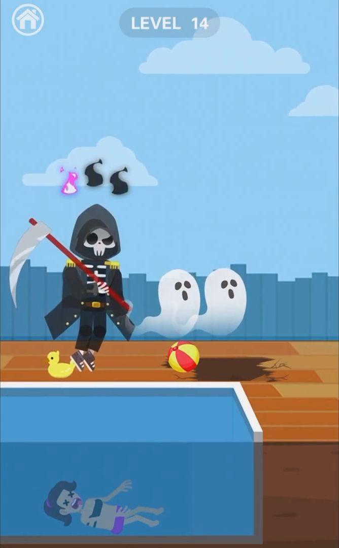 Death Incoming! captura de tela 1