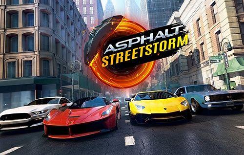 logo Asphalt Streetstorm