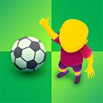 Slide goal hero icon