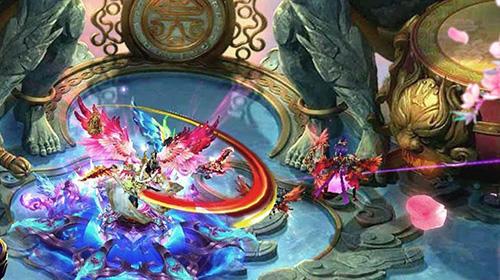 RPG-Spiele Swords of immortals: Fantasy and adventure für das Smartphone