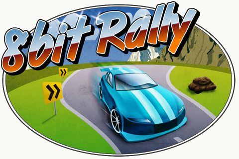 logo 8 Bit Rally