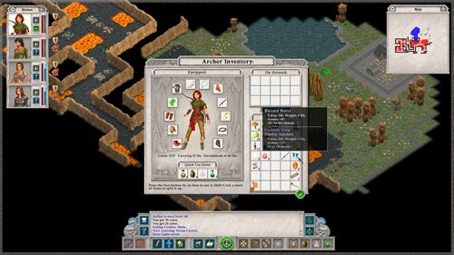 Avernum 2: Kristallseelen für iPhone