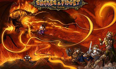 Shakes & Fidget - The Game App Screenshot