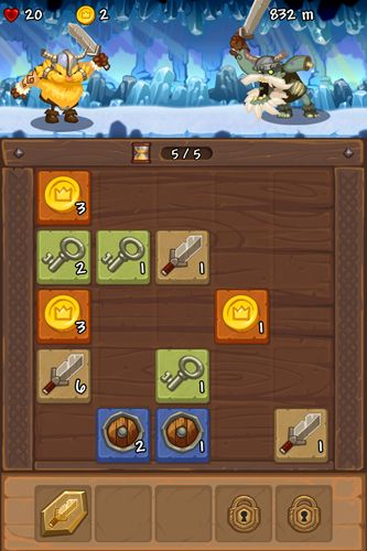 Lost viking for iPhone
