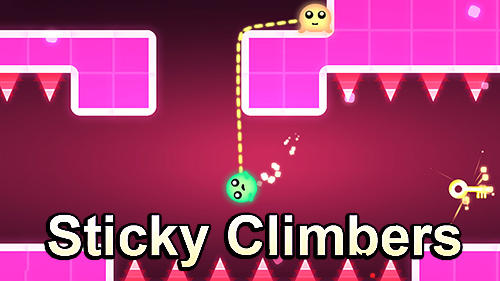 Sticky climbers: Expedition in danger captura de pantalla 1