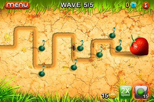Strategiespiele: Lade Aah! Große Abwehr 2 auf dein Handy herunter