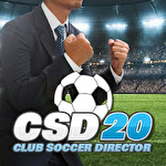 Club soccer director 2020: Soccer club manager ícone