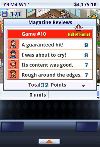 Game dev story для Android