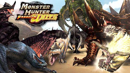логотип Мисливець на монстрів