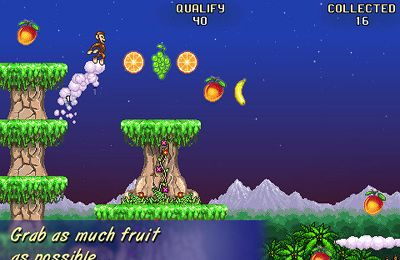 Monkey Flight for iPhone for free