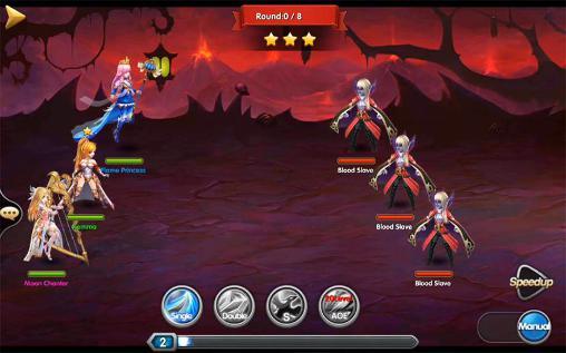 RPG-Spiele Storm persuader für das Smartphone