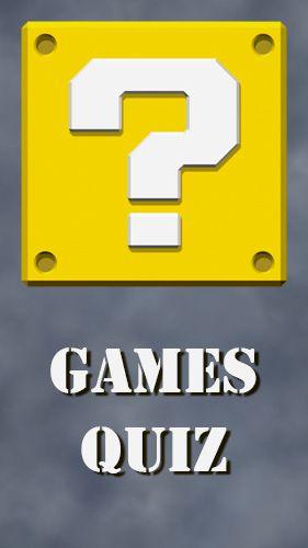 Games quiz Screenshot