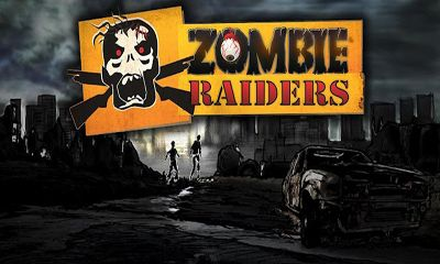 Zombie Raiders captura de pantalla 1