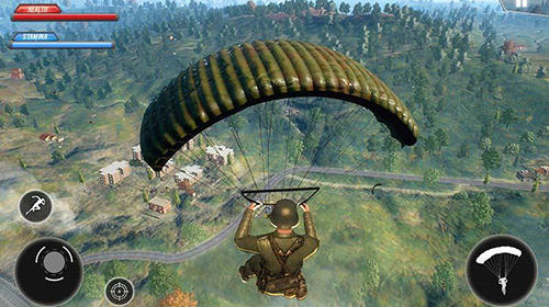 WW2 US army commando survival battlegrounds для Android