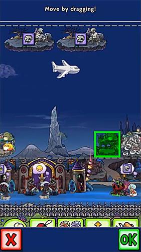 Arcade-Spiele Monsters village paradise: Transylvania für das Smartphone