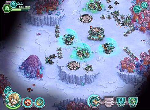 Iron marines screenshot 4