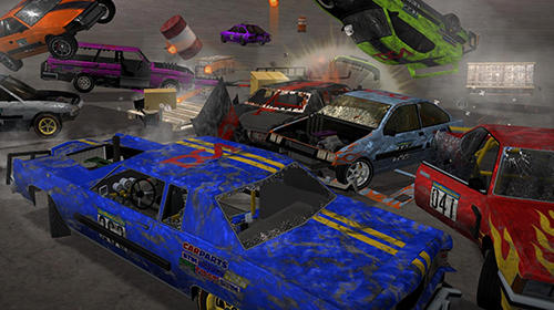 Demolition derby 3 screenshot 3