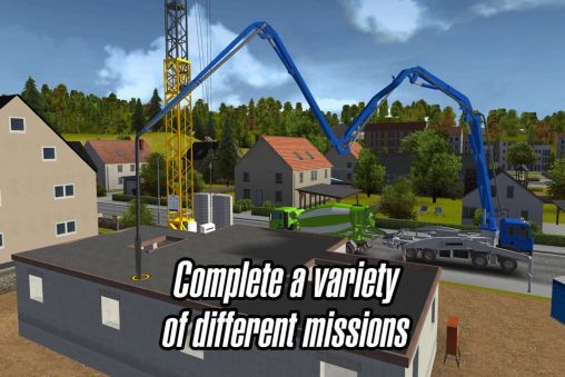 Construction simulator 2014 for Android