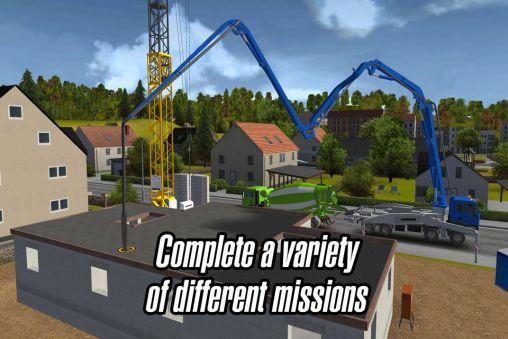 Construction simulator 2014 para Android