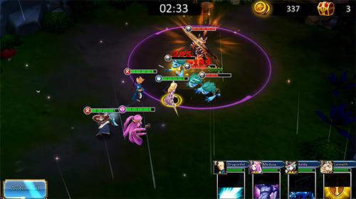 Tales of guardians screenshot 1