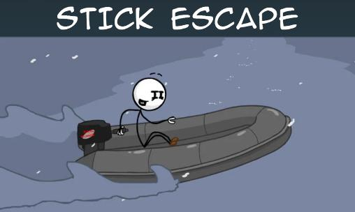 Stick escape: Adventure game іконка
