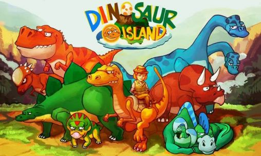 Dinosaur island screenshots