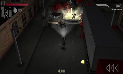 Aftermath xhd captura de pantalla 1