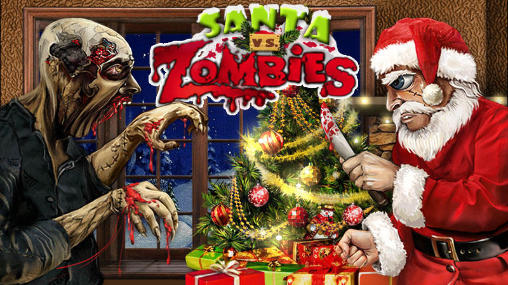 Santa vs zombies screenshot 1