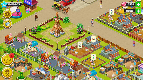 Supermarket сity: Farming game captura de pantalla 3