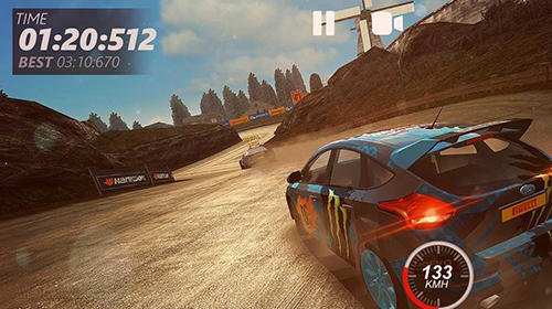 Drivenline: Rally, asphalt and off-road racing для Android