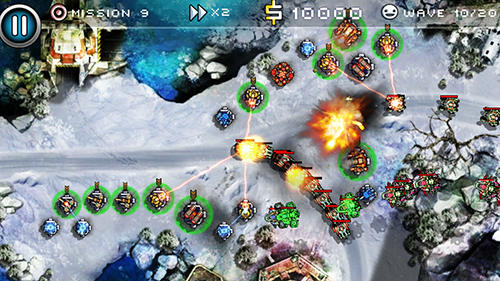 Tower defense zone 2 pour Android