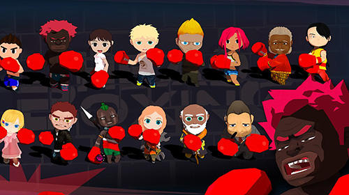 Head boxing pour Android