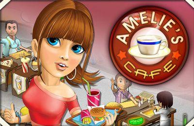 логотип Кафе  Амели
