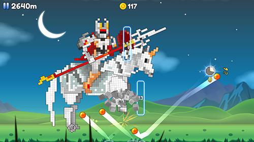 Ungewöhnlichen Spiele Block monster breaker! auf Deutsch
