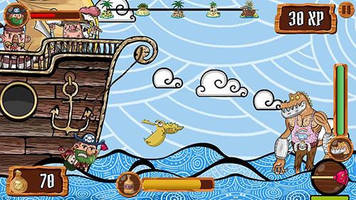 Rope pirate escape screenshot 1