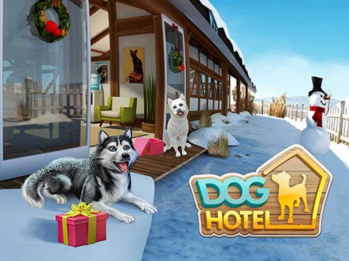 logo Dog hotel