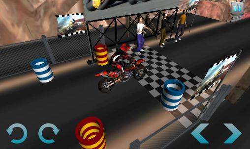 de moto trial Bike racing en français