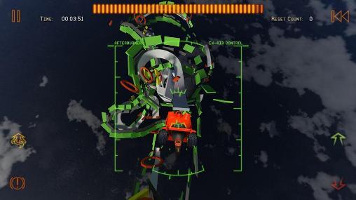 Rennspiele Jet car stunts 2 für das Smartphone