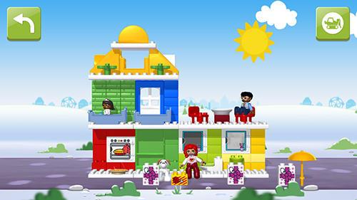 LEGO Duplo: Ville en russe