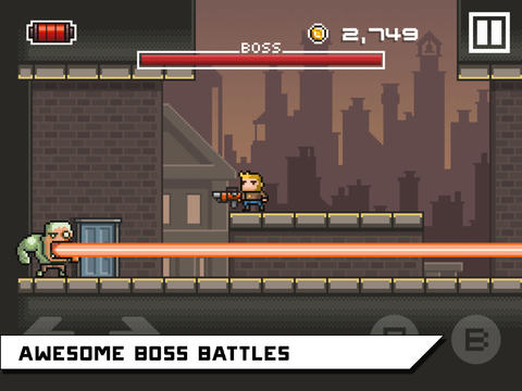 Arcade-Spiele: Lade Zufällige Helden auf dein Handy herunter